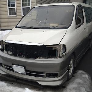 グランドハイエース VCH16W 13年車のカスタム事例画像 ランシグYUさんの2020年03月11日11:43の投稿