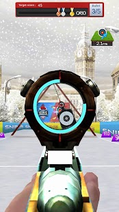Gun Shooting 3D - Top Sniper Shooter Online Games Screenshot