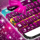 Super Pink Keyboard