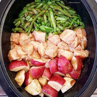 Crock-Pot Jerk Chicken Pot.