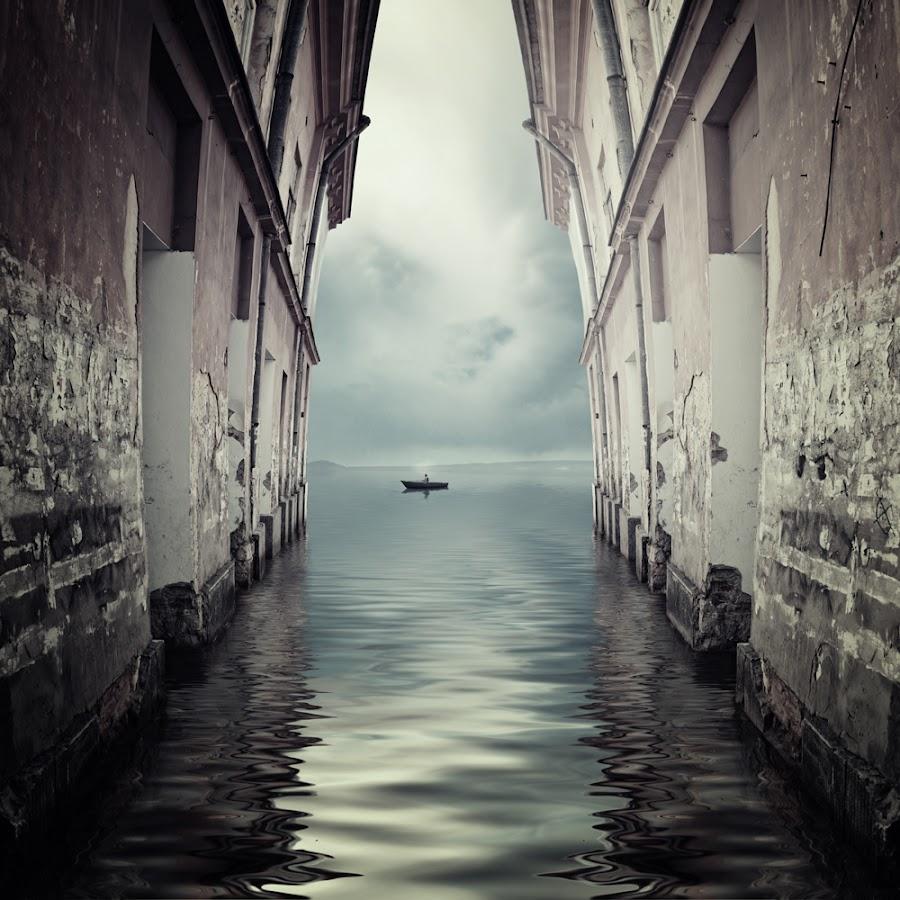 The fisherman by Caras Ionut - Digital Art Things ( http://www.carasdesign.ro/tutorials )