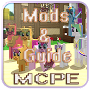 Mine Little Pony Mods for MCPE 1.0.1 Icon