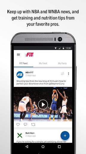 NBA FIT 2.1.3 screenshots 1