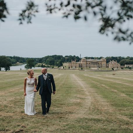 Wedding photographer Darren Carter (butterflyeffect). Photo of 09.08.2017