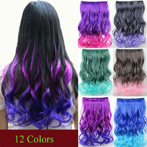 hair coloring styles