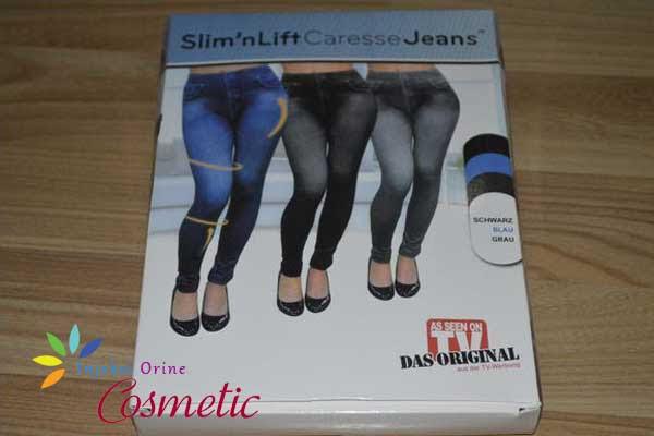 Celana Pelangsing Paha Dan Betis Caresse Jeans AS Seen TV
