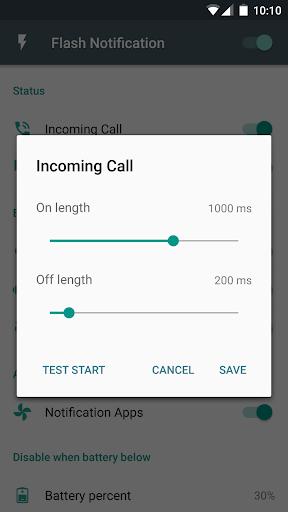 Flash Notification 2.1 screenshots 3