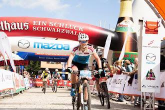Photo: Gesamtsiegerin Hielke Elferink