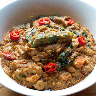 Zimbabwean Peanut Stew