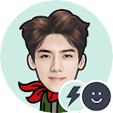 EXO SEHUN Battery Widget