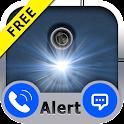 Flashlight Flash Alert icon