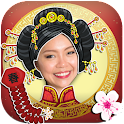 2016 Chinese New Year camera icon