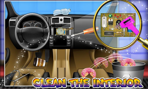 Police Multi Car Wash: Design Truck Repair Game 1.0 20