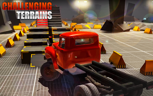 Code Triche [OFF-ROAD] Parking: simulateur 4x4 APK MOD screenshots 1