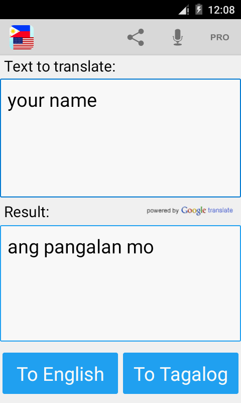Adelgazar translate tagalog to english