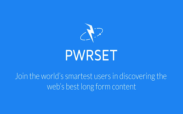 PwrSet share read posts extension