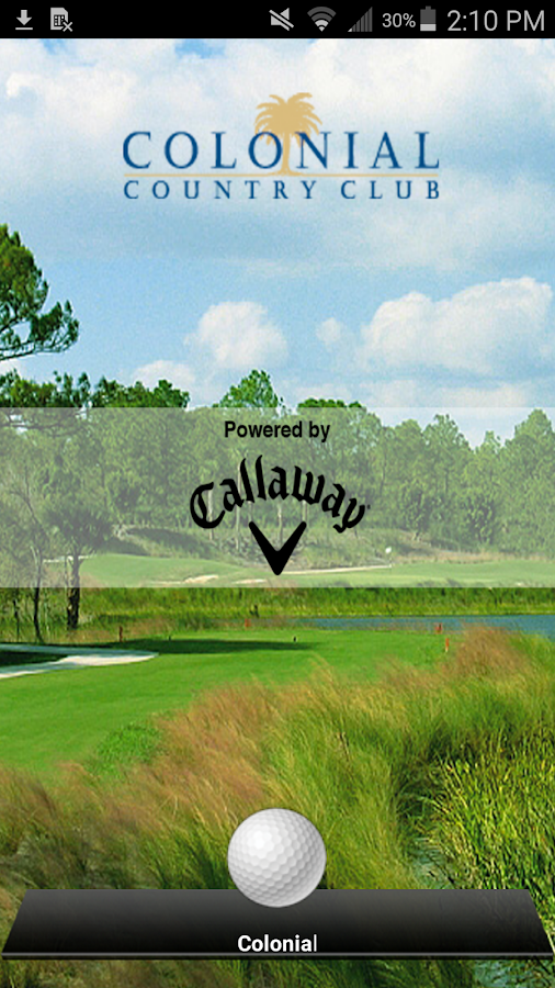 Colonial Country Club- screenshot