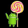 L/Lollipop dialog demo icon