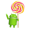 L/Lollipop dialog demo icon