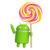 L/Lollipop dialog demo