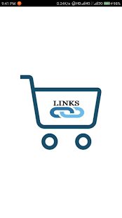 LinksCart - náhled