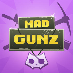 Mad GunZ - Battle Royale, online, shooting games 1.8.10 APK MOD