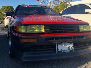 カローラレビン AE86 S62年 GT-Vのカスタム事例画像 かぼちゃままさんの2019年11月20日15:16の投稿