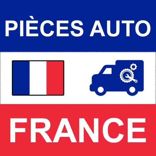 Pièces Auto France Icon