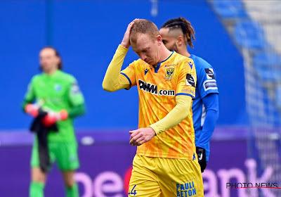 """Christian Brüls kreeg met STVV geen voet aan de grond: """"Als je zo speelt, krijg je een groot verschil"""""""