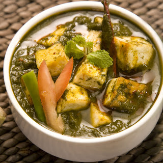 Paneer Peas Curry