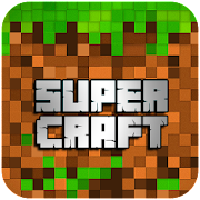 Super Craft building and exploration