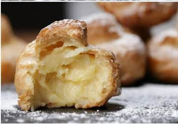 Coconut Cream Pie Puffs