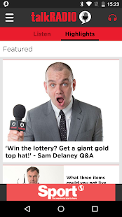 talkRADIO- screenshot thumbnail