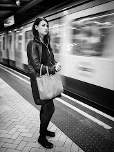 Photo: London #21 - london tube draft...  #street #streetphotography #shootthestreet  #blackandwhite #blackandwhitephotography #bw #monochrome #london