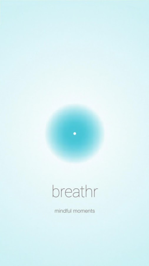 Breathr: Mindful Moments- screenshot