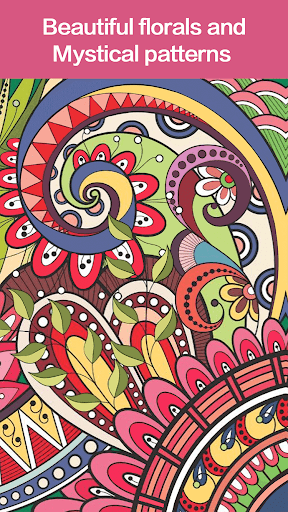 Colorfly : Adult Coloring Book
