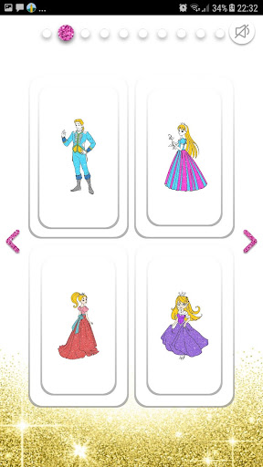 Princess Coloring Book Glitter For Android Apk Download