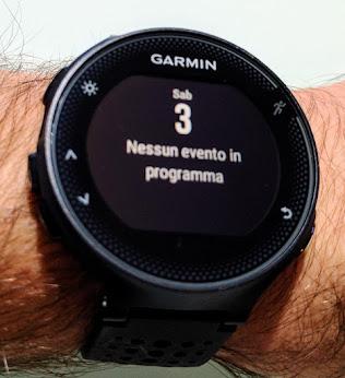 Garmin-forerunner-235-calendario