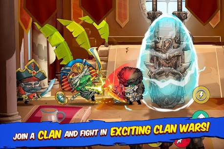Tiny Gladiators – Fighting Tournament v2.4.0 [MOD] 2