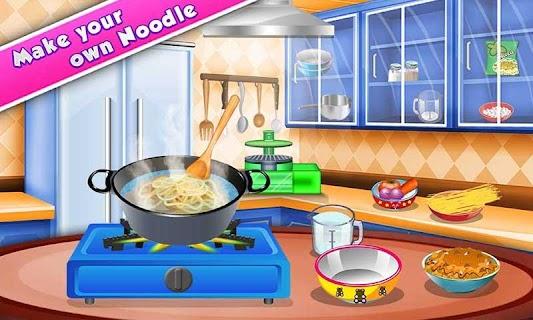 Noodle Maker – Cooking Game screenshot 01