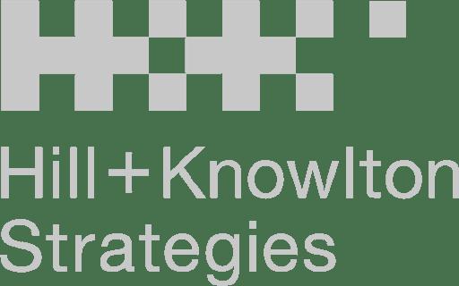 Hill+Knowlton Srategies logo