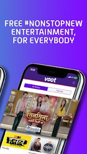 Voot – Watch Colors, MTV Shows, Live News & more App Download For Android and iPhone 8
