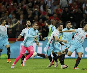Turken mogen dromen van volgende ronde na heropstanding tegen Tsjechië