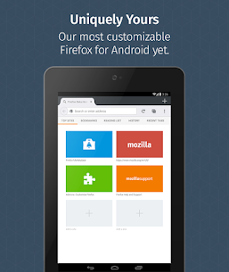 Firefox for Android Beta v63.0 [Mod] APK 10