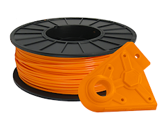Tangerine Orange PRO Series PLA Filament - 2.85mm (1kg)