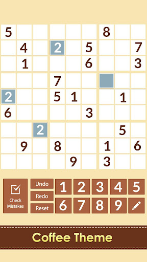 Sudoku Numbers Puzzle  screenshots 8