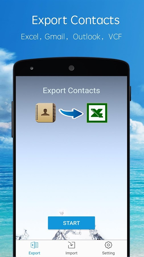 SA Contacts Lite- screenshot