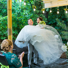 Wedding photographer Anton Makeev (gizantoXa). Photo of 17.08.2016