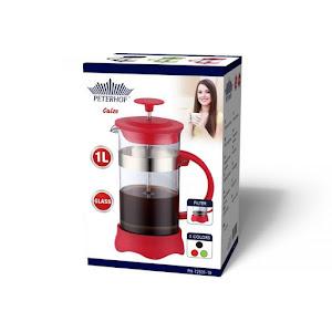 Filtru cafea manual 0.8 L, Peterhof PH-12531-8