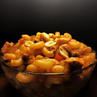 Spicy Thai Chicken Pasta Recipe